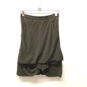 Rick Owens Naska 2011 Skirt Shorts Tan/Olive
